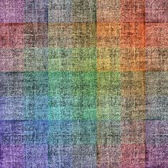 Variations on a plaid texture.