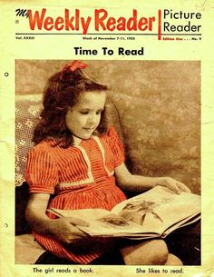The Weekly Reader...1955
