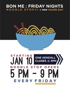 find out more about this new noodle bar concept we're launching at bonmenoodles.com!