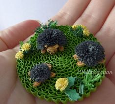 WhiteRacoon's handcrafts blog: quilling