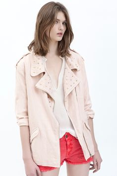 Want want want the jacket!!!