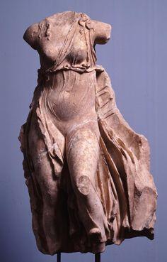 Wind Goddess Greek ca 400 B.C.