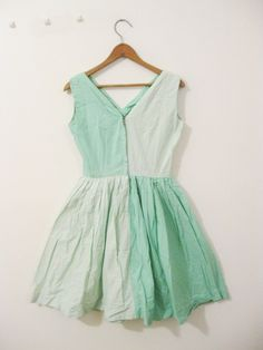 Mint dress x