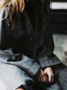 oversized coat // style ideas