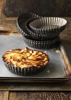 Apple tart / Tarte aux pommes