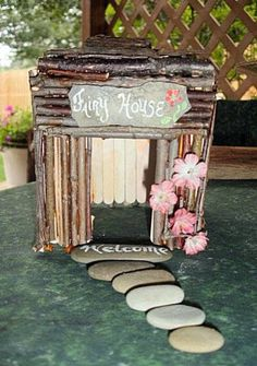Fairy House, The girls would love this one!