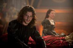 Francois Arnaud as Cesare in The Borgias