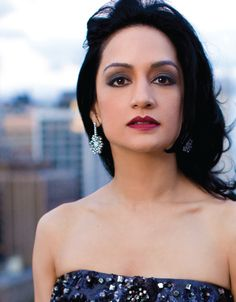 The Good Wife's Archie Panjabi for Watch! Magazine