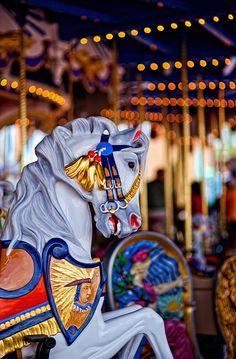 Magic Kingdom's Carousel