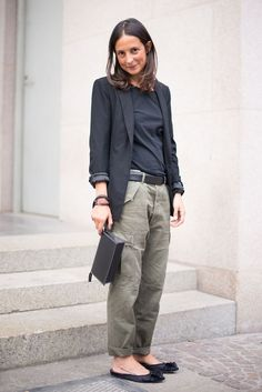 Cargo Pants Outfits to Try this Spring | Who What Wear UK