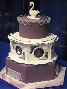 Amazing cakes from 2011 ICES Convention by SweetCakery, via Flickr
