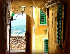 Tuscany (hope to go this yr!)