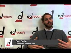 Socrative: The Teacher is an 'Agent of Empowerment.' A chat with EdReach