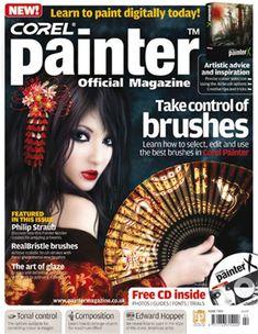 Digital Artist (formerly Corel Painter Magazine)