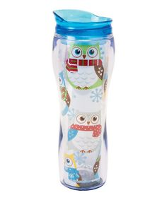 Take a look at this Snowy Owls Travel Mug by Boston Warehouse on #zulily today!