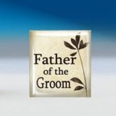 Father of the Groom Tie Tack - $6.99. http://www.bellechic.com/products/52548fa129/father-of-the-groom-tie-tack