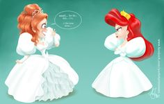 Pocket Princess by Amy Mebberson