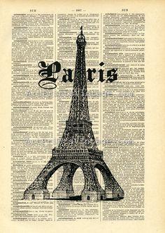 Eiffel tower love on pinterest 62 pins - Boutique scrapbooking paris ...