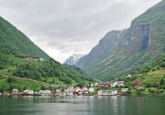 Norway- the fjords in particular- is one of the most beautiful places I've been. Truly stunning.