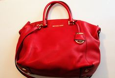 Michael Kors Red Ril