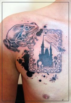 Now THAT is a sexy tattoo!!!