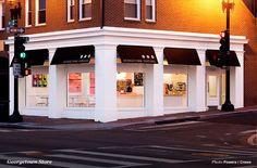 favorit place, cake shop, cupcakes, georgetown cupcak, cupcak langsung, cup cake, dc cupcak, washington dc, cupcak storefront