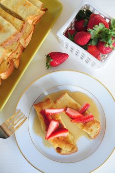 french toast fingers