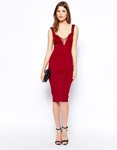 Enlarge ASOS Sweetheart Plunge Dress