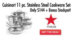 Macy's: Cuisinart 11