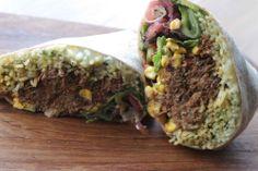 Ramen Burrito Ramenrrito Presstea West Village NYC
