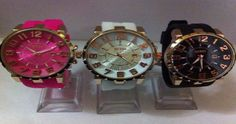 Todo Relojes Watches $25 we like the styles and prices @ http://haveheartdaily.net