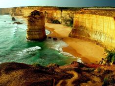20 Most Beautiful Places to Visit in the World-12 Apostles – Victoria, Australia