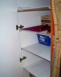 RV Daily Tips Issue 398. June 4, 2014 | RV Travel --RVing Tip of the Day --Improve your RV storage: Turn closet space into storage shelves --by Steve Willey