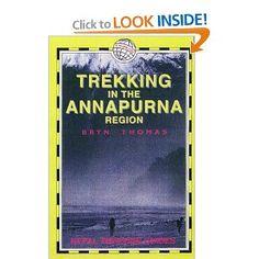 Trekking the Annapurna Region by Bryn Thomas