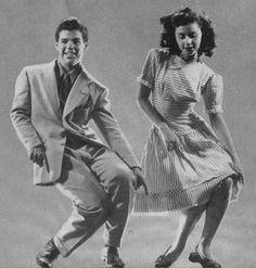 "dancing ""shorty george"" step"