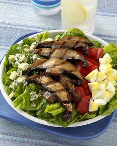 Grilled Mushroom Salad | Mushroom Info