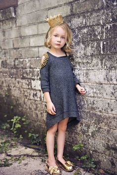 City Girl Sweater Dress 4 to 14 Years Now in Stock