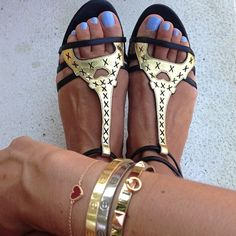 olympia sandal