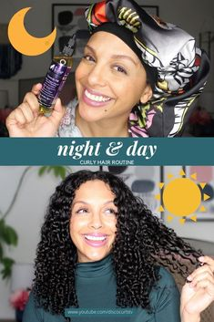 In this video, I share my overnight & daytime curly hair routine. This is a 2020 update that includes the changes I've made from my last nighttime curly hair routine. Learn about my new curly hair bonnet, what products I'm using for scalp massages, and how I refresh my curls in the morning. #curlyhairroutine #curlyhair #howtorefreshcurls #overnightcurlyhairroutine #nighttimecurlyhairroutine