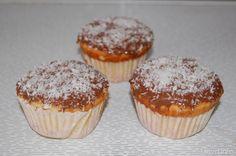 Muffin al cocco, scopri la ricetta:http://www.misya.info/2012/08/27/muffin-al-cocco.htm