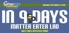 9 days left until Scribblenauts Unmasked! #Scribblenauts #ScribblenautsUnmasked #DCComics