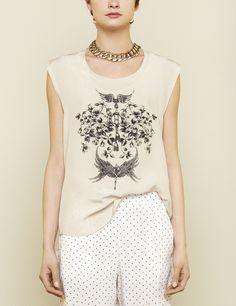 #uniqueness #woman #top #shirt #fashion #glamour