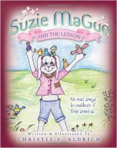 Use this book to earn the Considerate and Caring Daisy petal.