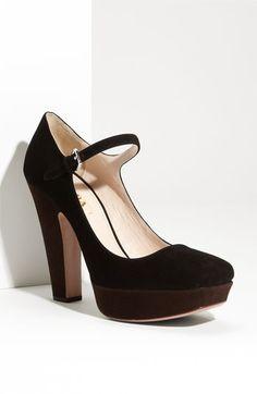 Cute Prada Mary Jane shoes!!!!