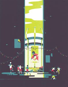 CITRUS by Tom Haugomat, via Behance