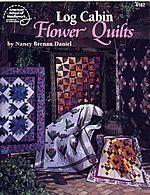 Log Cabin Flower Quilts