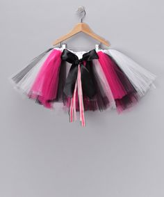 """For your """"little girl sweetie"""" I love this Pink Punk Tutu."""