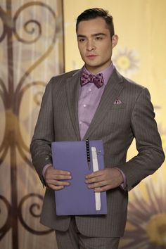"""GOSSIP GIRL-- """"Dirty Rotten Scandals"""" -- image GO603A_0186 Pictured: Ed Westwick as Chuck Bass Photo: Giovanni Rufino/The CW -- © 2012 The CW Network. All Rights Reserved."""