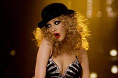 Christina! Best voice EVER!