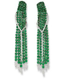Christies Dubai 2007Green Garnet $98,400